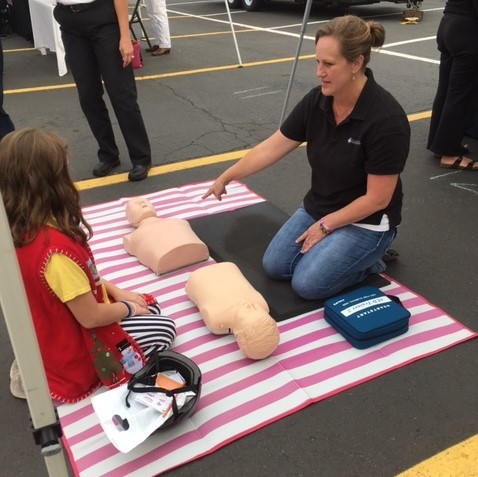 ARC Adult and Pediatric First Aid/CPR/AED