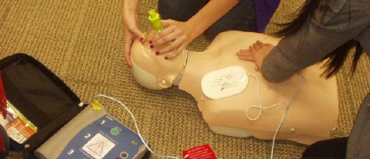 Heartsaver CPR and AED Certification