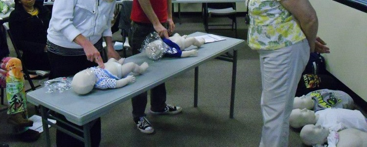 First Aid, CPR and AED Certification